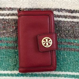Tory Burch iPhone wallet